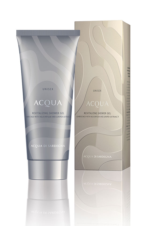 ACQUA DI SARDEGNA - REVITALIZING SHOWER GEL - ACQUA DI SARDEGNAUNISEX  200.00 ML