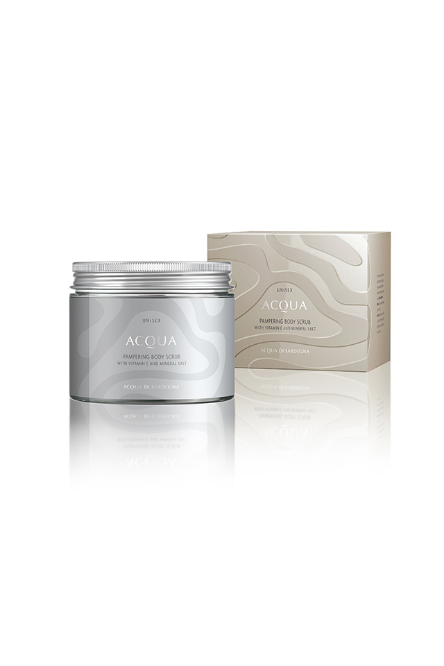 ACQUA DI SARDEGNA -  PAMPERING BODY SCRUB - UNISEX 400 GR 0.0 ML