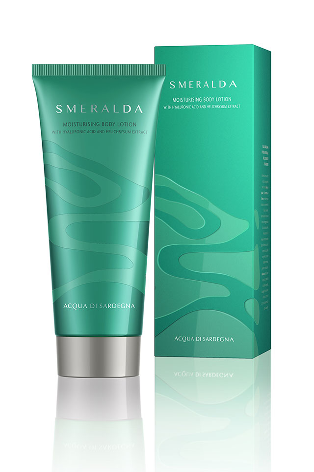 SMERALDA WOMAN - MOISTURISING BODY LOTION 200.00 ML